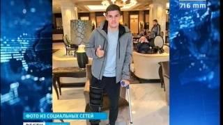 Иркутянин Роман Зобнин не будет играть в Кубке Конфедераций, «Вести-Иркутск»