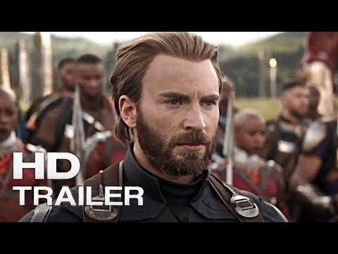 Marvel's Avengers 4: EndGame- (2019) First Trailer [HD] Marvel Studios | NEW Concept Edit FM