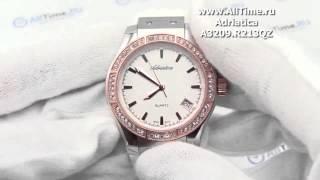 Обзор. Женские наручные часы Adriatica A3209.R213QZ