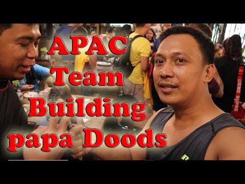 Team Building w/ Papa Doods
