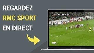 Comment Regarder RMC Sport En Direct Sur Internet ?