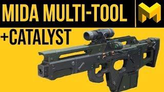 Destiny 2 Shadowkeep: Mida Multi-Tool + Catalyst Review