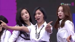 f(x) kpop- Danger+Electric Shock+Hot Summer+Rum Pum Pum Pum in Hong Kong Dome Festival live