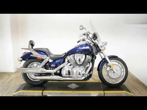 2007 Honda VTX™1300C in Wauconda, Illinois - Video 1