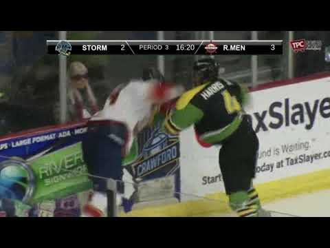 Ludlow Harris vs. Zach Nieminen