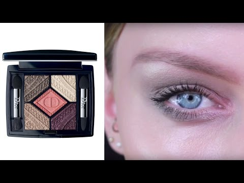 5 Couleurs Eyeshadow Palette - Touch Matte by Dior #4
