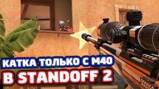 КАТКА ТОЛЬКО С M40 В STANDOFF 2!