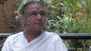 Dr Geeta S. Iyengar on Yoga Sadhana.mov
