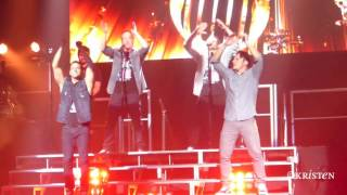 Microphone - 98 Degrees 8.5.16 My2K Tour