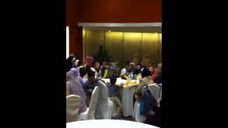preview picture of video 'الصين ايوو. احتفال الجاليات العربية بعيد الضحى المارك'