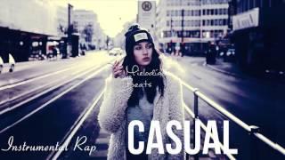 Casual - Instrumental Rap Hip Hop | Uso Libre