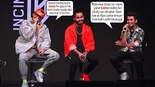 Kaam Bhari gets Emotional & THANKS Ranveer Singh For Launching Him Aftr Naezy & Divine in Gully Boys