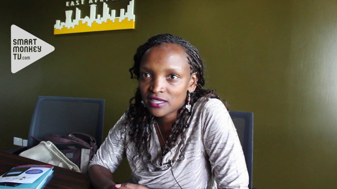 Start-up founder Mary Mwangi on creating an automated system for collecting cash from Kenyas matatus