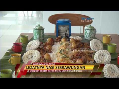 Video Mencicipi Lezatnya Nasi Sesrawungan