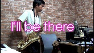 Arashi - I'll be there - Tenor Saxophone Cover