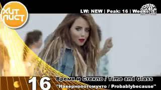 Top 20 Russian Songs of Julу 17, 2016 (Хит Лист)
