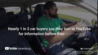Where Dream Rides Turn to Test Drives | YouTube Advertisers