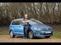 Volkswagen Touran Review Video
