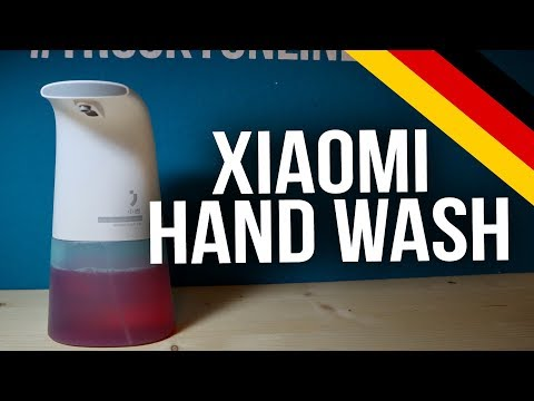 Xiaomi Mijia Automatic Foaming Hand Washer Touch-less Soap Dispenser