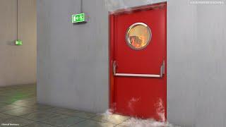 Brand- und Rauchschutztüren