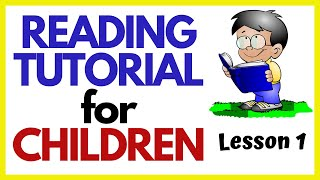 TEACH YOUR CHILD READ FAST & EASY  ----Lesson 1----