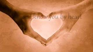 I know you by heart  karaoke cover orig by Eva Cassidy by Sandyck1