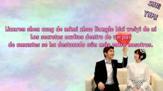 Because Of You-Freya Lim & Alex To [Sub Español]