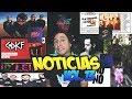 NOTICIAS VOL 13 JOSE MADERO, KILL ANISTON, GIRA EN KASAS, SABINO, 4Y MEDIO, MARINO,NUNO, PETUS Y MAS