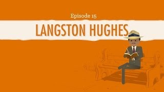 Langston Hughes&the Harlem Renaissance: Crash Course Literature 215