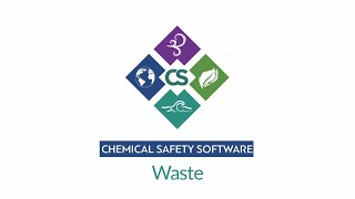 Chemical Safety Software video