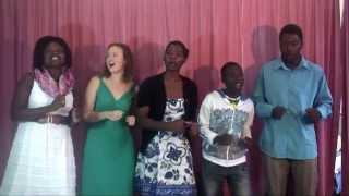 Igama Lenkosi (Zulu song - Ingwavuma Singers)