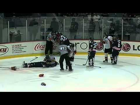Alex Belzile vs. Gabriel Verpaelst