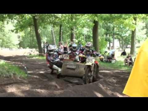 Wanroij 08-05-2011 Nationale 1e manche
