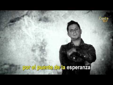 Alejandro Sanz - Regalame la silla donde te esperé (Official CantoYo Video)