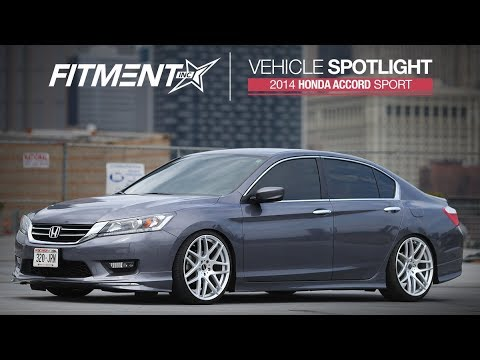 Static 9th Gen Accord | RSR Wheels