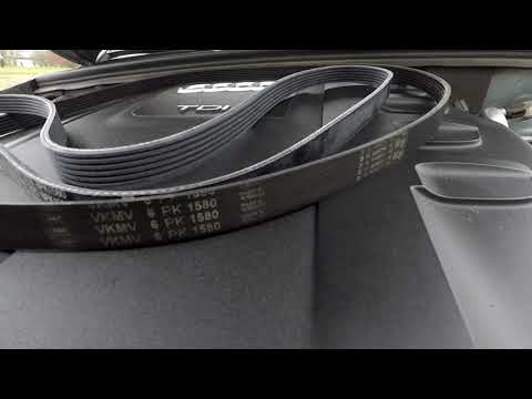 Audi A4 B5 Wymiana Napinacza Paska Klinowego смотреть онлайн на