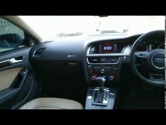 Audi A5 1.8 TFSI 2013 for Sale in Lahore