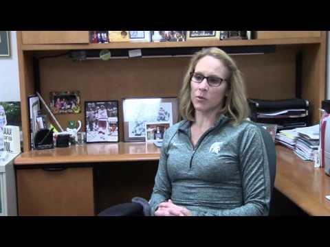 MSU Staff profiles: Angela Montie