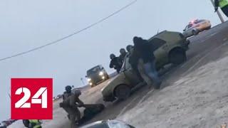 Blokowisko w Niżnym Nowogrodzie: gang przestępczy okradający jadące ciężarówki