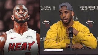 Chris Paul Trade To Miami Heat For Goran Dragic & 1st Round Pick - Joining Jimmy Butler
