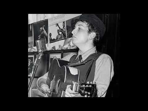 """Bob Dylan - """"Song To Woody"""" 1961"""