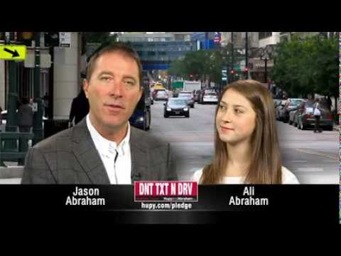 Attorney Jason Abraham and His Daughter Ali Save Lives