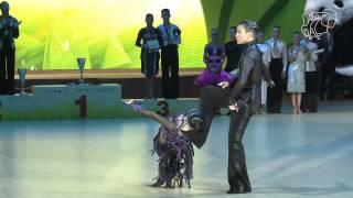 Pavlov Nikita - Palyey Dariia, RUS | 2013 WYL Dance Of Honour