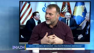 Imazh - Vizita e Grenell në Kosovë - Cila është porosia amerikane 23.01.2020