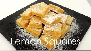 Lemon Squares (Lemon Bars)