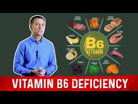 What is Vitamin B6? Deficiencies, Symptoms and Foods