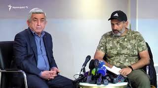 Սերժ Սարգսյանը հրաժարվեց շարունակել բանակցությունները և հեռացավ