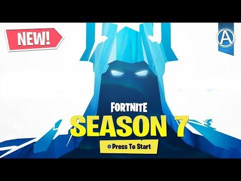 New Fortnite Season 7 Teaser Image Fortnite Battle Royale