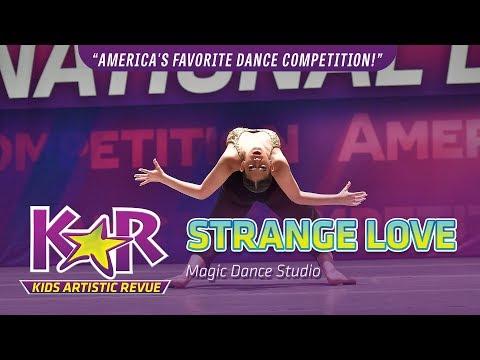 """Strange Love"" from Magic Dance Studio"