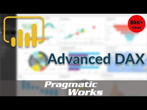 Advanced DAX - YouTube